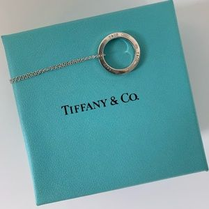 Tiffany & Co. 1837 Circle Pendant